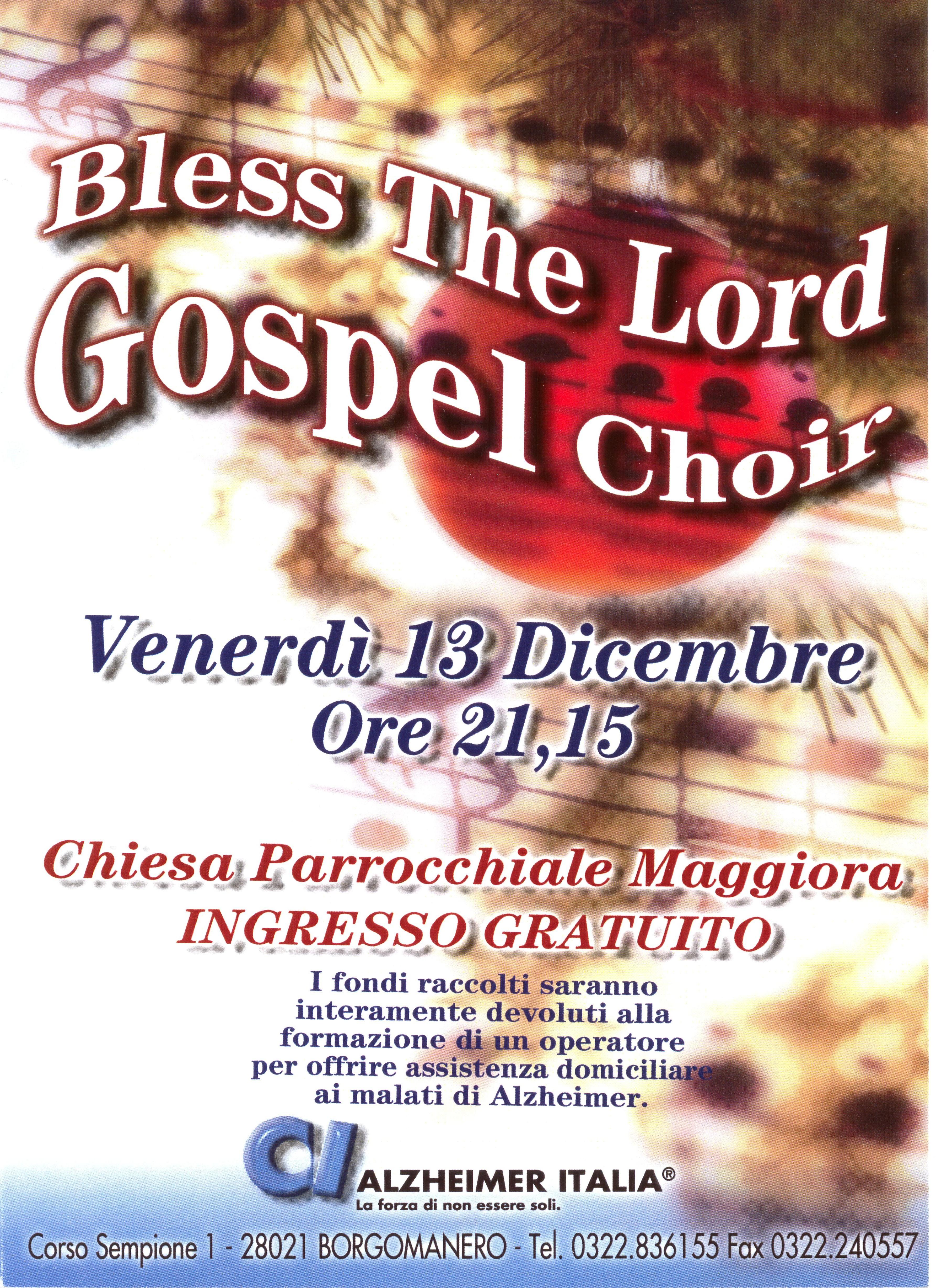 aB-20021213 - Gospel